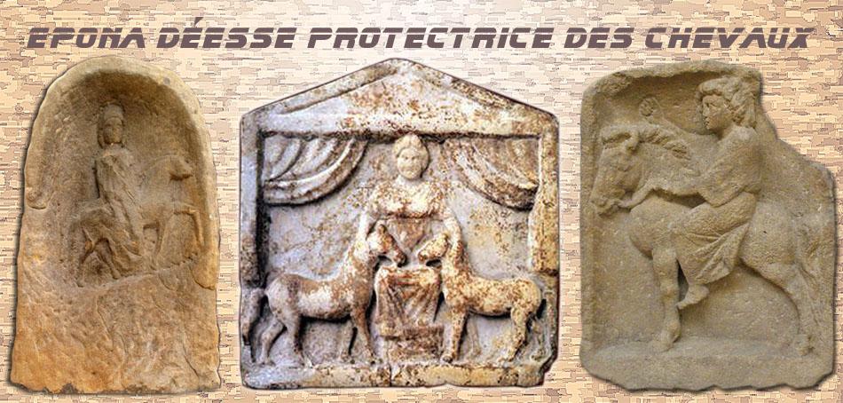Appel à Epona, la déesse protectrice des chevaux